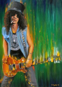 Slash by Cristian English